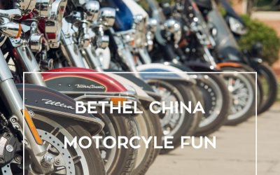 Bethel China Motorcycle fun